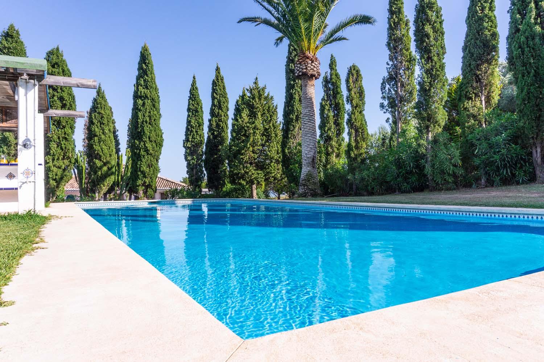 lasbrisas costadelsol swimingpools house rent