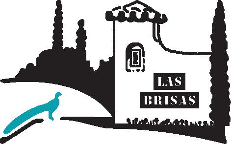 Las Brisas Logo blue